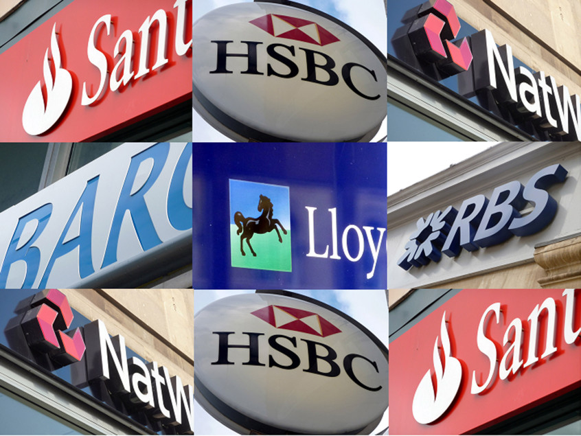 UK High Street Banks