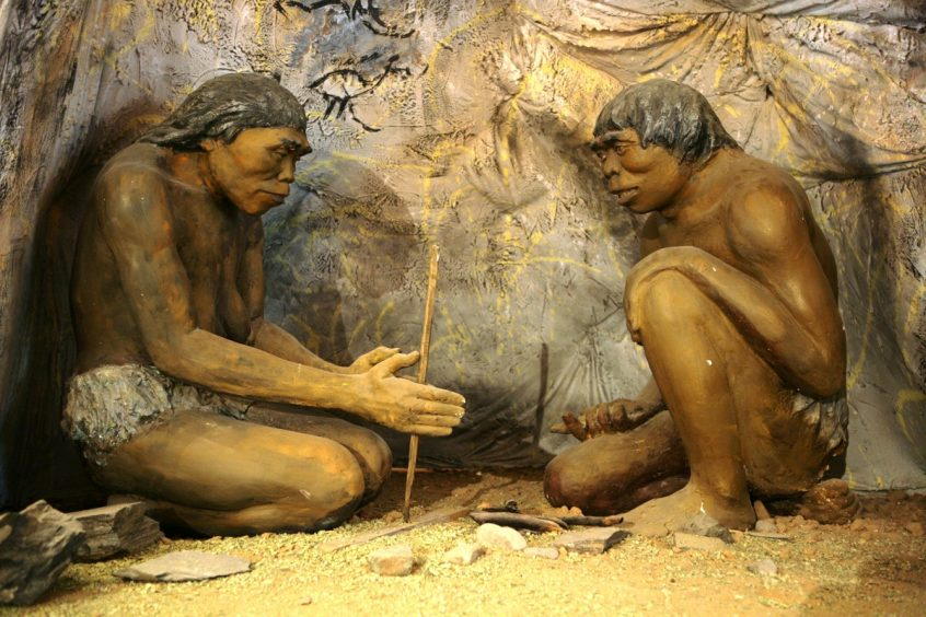 What United Should Have Learned from Cavemen