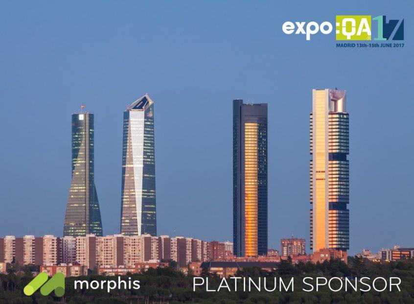 expo: QA 17 Morphis logo