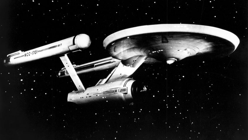 Star Trek - Application Modernization at Warp Factor 6